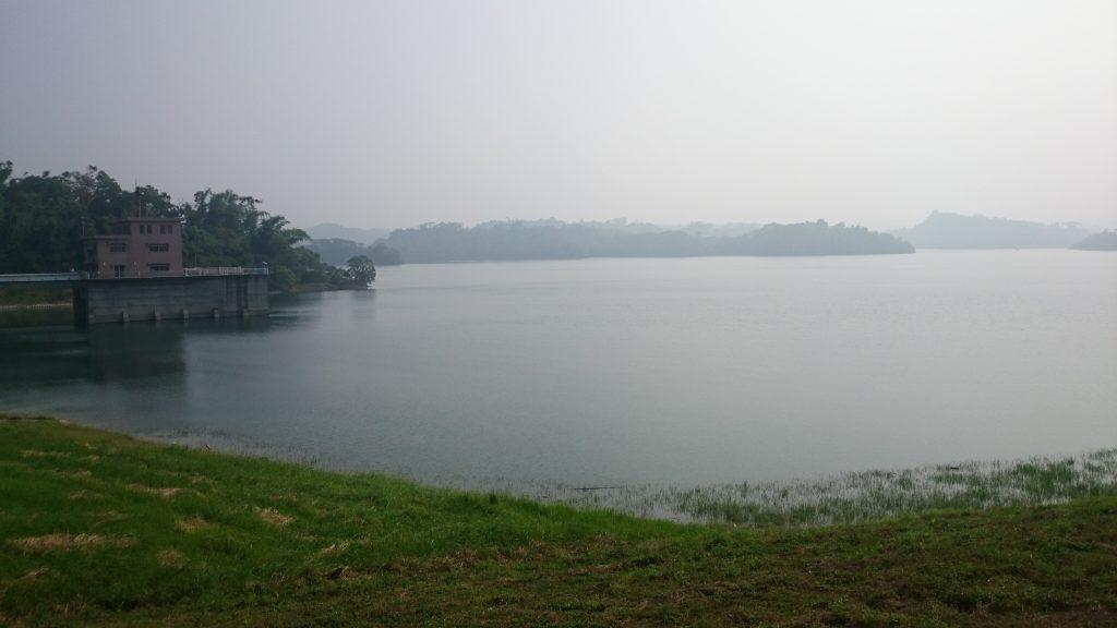 ダム湖の面積は約13万平方キロ